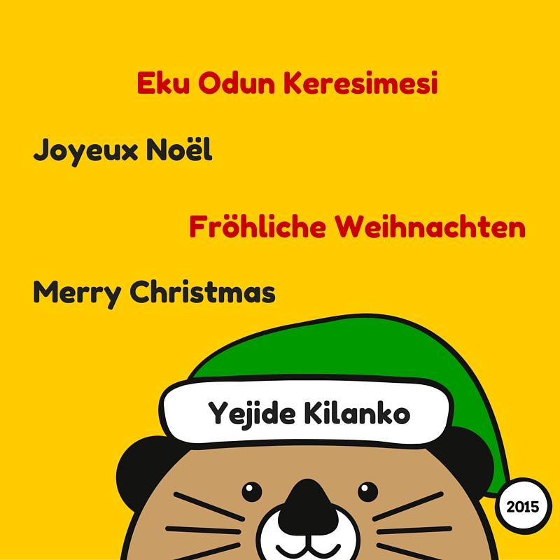 Author Christmas